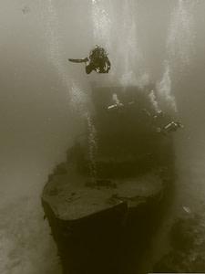 immersione su relitto Gozo Malta