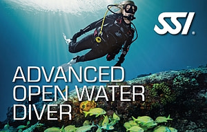 SSI Advanced Open Water Diver Course