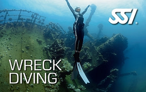 SSI Wreck Diver Course