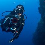 Diving Diver Underwater Actioncamera