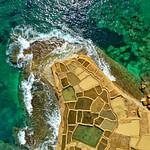 Gozo Saltpens Malta Marsalforn
