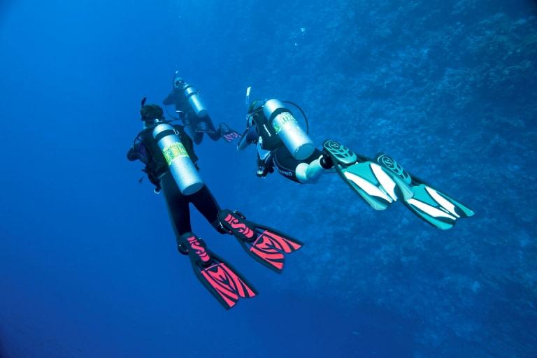 diving Malta Gozo