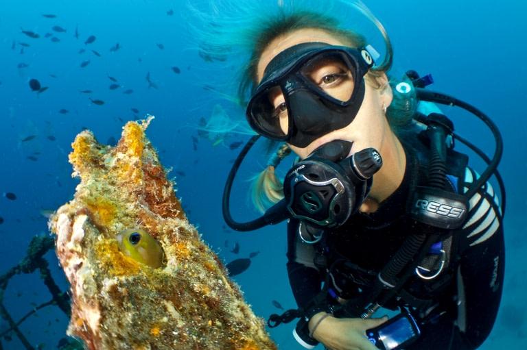 Malta diving center Gozo