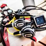 scuba diving course equipment