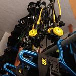 Dive center equipment 1