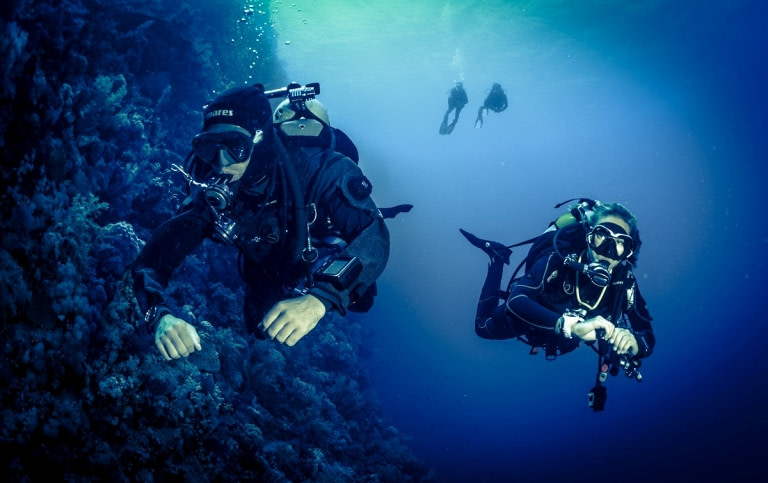 immersione sub Gozo