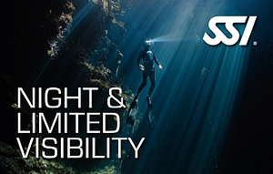 SSI Night Diving Course