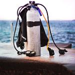 impostazione dell'attrezzatura subacquea