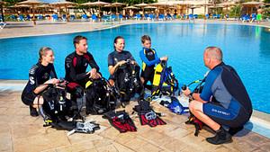 Corso di immersione per principianti SSI