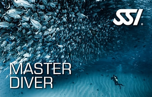 SSI Master Diver Coures