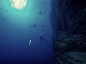 siti sub immersione Malte Gozo