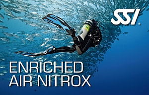 SSI Enriched Air Nitrox Course