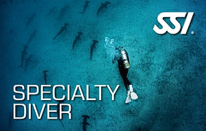 SSI Specialty Diver course