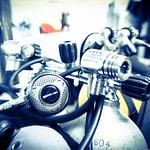 scuba dive equipment